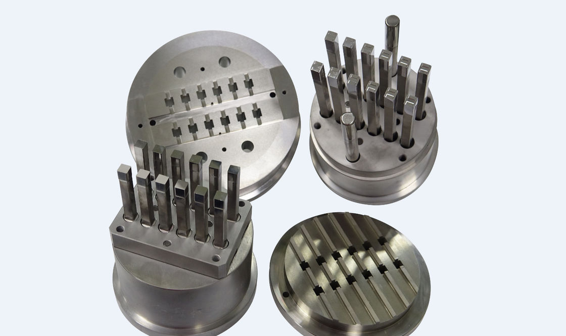 High Performance Electronic Mould 0.002mm Accuracy For  Automobile Molds